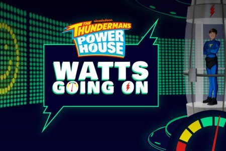 The Thundermans: Power House — Watts Going On