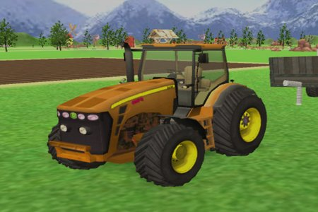 Tractor, Unity WebGL Games · Play Online For Free