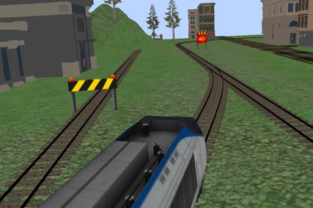 Train Simulator 3D 🚆 · Play Online