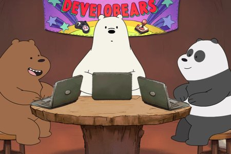 We Bare Bears: Develobears