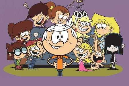 Which Loud House Character Are You?